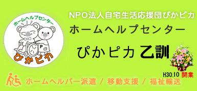 ホームヘルプセンターぴかピカ乙訓